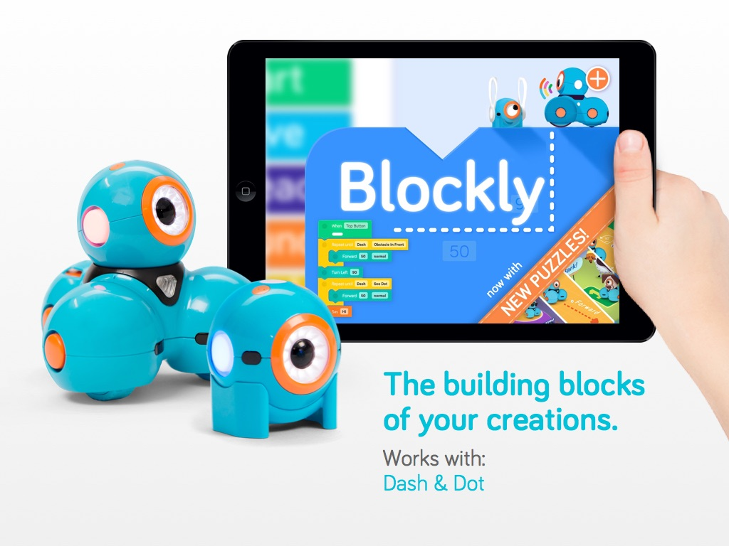 Wonder Workshop | Blockly