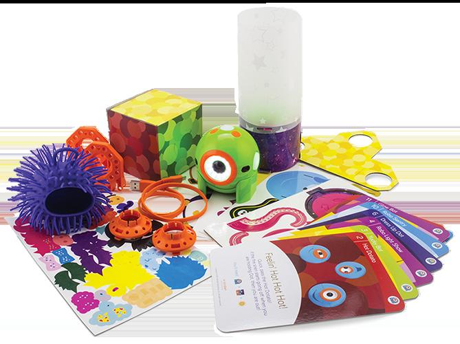 Dot Creativity Kit Image