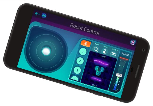 Control screenshot